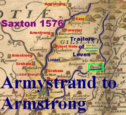 Armystrand to Armstrong