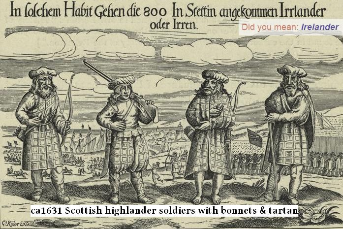 ca1631-scottish-highlander-soldiers-with-bonnets-tartan