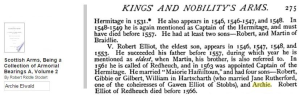 William of Hartsgarth married Jane Rutherford