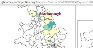 Scarborough distribution