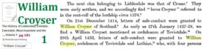 William Croyser (1)