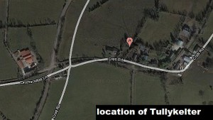 Tullykelter location