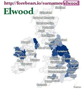 Elwood GB distribution forebears