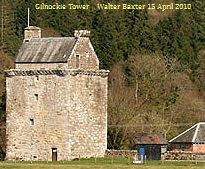 Gilnockie Tower Walter Baxter 16 April 2010