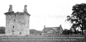 photo 1897 Hollows Gilnockie Tower